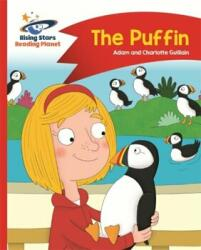 Reading Planet - The Puffin - Red A: Comet Street Kids (ISBN: 9781510411838)