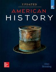 Brinkley, American History: Connecting with the Past Updated AP Edition (C) 2017, 15e, Student Edition (ISBN: 9780076738304)
