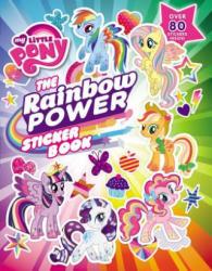 The Rainbow Power Sticker Book (ISBN: 9780316376310)
