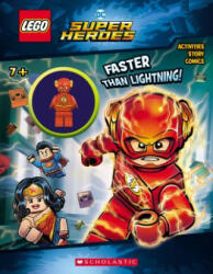 Faster Than Lightning! (ISBN: 9781338225310)