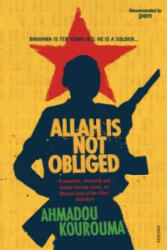 Allah Is Not Obliged, Paperback (2007)