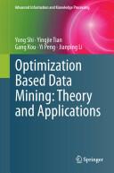 Optimization Based Data Mining - Theory and Applications (2011)