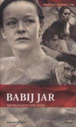 Babij Jar - Anatolij Kusnezow (2001)