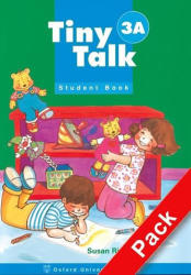 Tiny Talk 3: Pack (ISBN: 9780194470049)