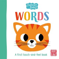 Chatterbox Baby: Words - Pat-a-Cake (ISBN: 9781526380906)