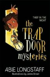 Trapdoor Mysteries: Thief in the Night (ISBN: 9781510104242)