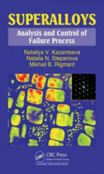 Superalloys - Analysis and Control of Failure Process (ISBN: 9781138094352)