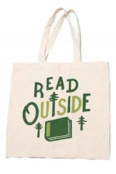 Read Outside Tote (ISBN: 9781423651994)