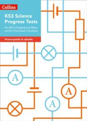 KS3 Science Progress Tests For KS3 in England and Wales and for Third Level in Scotland (ISBN: 9780008333690)