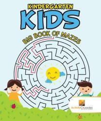 Kindergarten Kids: Big Book of Mazes (ISBN: 9780228221357)