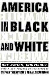 America in Black and White: One Nation, Indivisible (ISBN: 9780684844978)