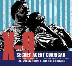 X-9: Secret Agent Corrigan Volume 3 (2011)