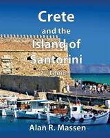 Crete and the Island of Santorini (ISBN: 9780993559167)