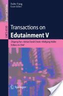 Transactions on Edutainment (2011)