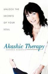 Akashic Therapy - Amanda Romania (ISBN: 9781452536606)