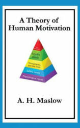 A Theory of Human Motivation (ISBN: 9781515424963)