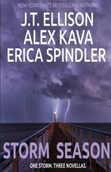 Storm Season: One Storm - 3 Novellas (ISBN: 9781540470676)
