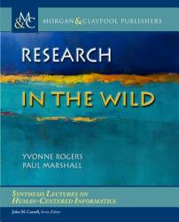 Research in the Wild (ISBN: 9781627056922)