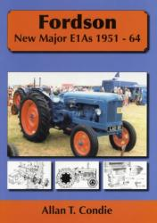 Fordson - Fordson New Major E1AS 1951-64 (ISBN: 9781904686194)