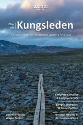 Plan & Go - Kungsleden - Danielle Fenton, Wayne Fenton (ISBN: 9781943126071)