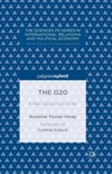 G20 - A New Geopolitical Order (ISBN: 9781349474615)