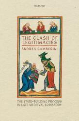 Clash of Legitimacies (ISBN: 9780198824312)