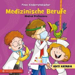 Pinos Kinderratebcher: Medizinische Berufe - Medical Professions (ISBN: 9783956260025)