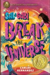 Sal and Gabi Break the Universe (2019)