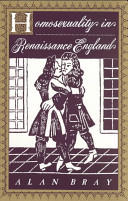 Homosexuality in Renaissance England (ISBN: 9780231102896)