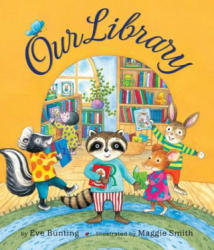 Our Library (ISBN: 9780544808997)