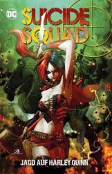 Suicide Squad: Jagd auf Harley Quinn (ISBN: 9783741600036)