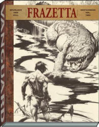 Frazetta Sketchbook (2014)