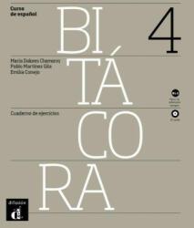 Bitacora B2 Cuaderno de ejercicios + CD - Neus Sans, Ernesto Martin Peris, Agustín Garmendia (2012)