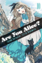 Are You Alice? (ISBN: 9780316348928)