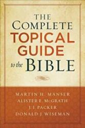 Complete Topical Guide to the Bible (ISBN: 9780801019241)