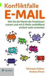 Konfliktfalle E-Mail - Michaela Kellner, Andrea Khom (ISBN: 9783903090927)