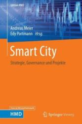 Smart City - Andreas Meier, Edy Portmann (ISBN: 9783658156169)