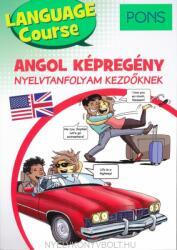 PONS Angol képregény nyelvtanfolyam kezdőknek (2019)