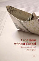 Capitalism Without Capital - Accounting for the Crash (ISBN: 9781137442437)