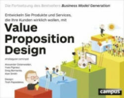 Value Proposition Design (ISBN: 9783593503318)