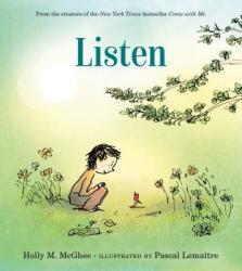 Listen (ISBN: 9781250318121)