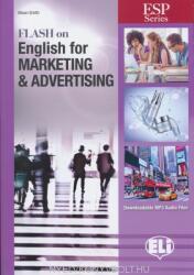 FLASH ON ENGLISH FOR MARKETING ADVERTISING - ALISON SMITH (ISBN: 9788853626776)