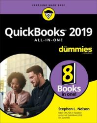 QuickBooks 2019 All-in-One For Dummies (ISBN: 9781119523741)