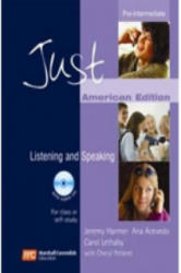 Just Listening and Speaking Pre-Intermediate (AME) - Carol Lethaby, Ana Acevedo, Jeremy Harmer, Cheryl Pelteret (ISBN: 9780462000466)