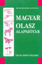 Magyar-olasz alapszótár (ISBN: 9789634091929)