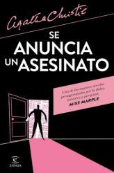 SE ANUNCIA UN ASESINATO - Agatha Christie (2018)