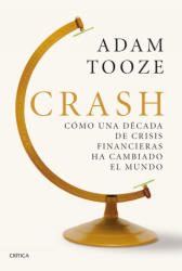 CRASHED - ADAM TOOZE (2018)