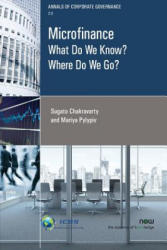 Microfinance - What Do We Know? Where Do We Go? (ISBN: 9781680832709)