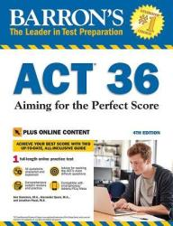 Act 36: Aiming for the Perfect Score w/1 online test (ISBN: 9781438011110)