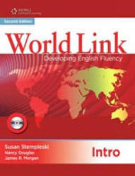 World Link Intro: Lesson Planner with Teacher's Resources CD-ROM - S. Stempleski, N. Douglas, J. R. Morgan (2010)